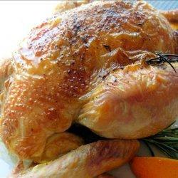 Roast Chicken With Grand Marnier Glaze recipe