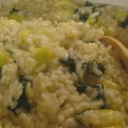 Squash and Kale Risotto recipe