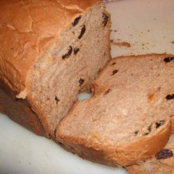 Maple Syrup Spice Bread  (Bread Machine) recipe