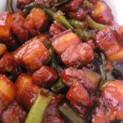 Vietnamese Caramelized Salty Pork ( Thit Kho) recipe
