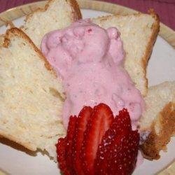 Strawberry Almond Cream recipe