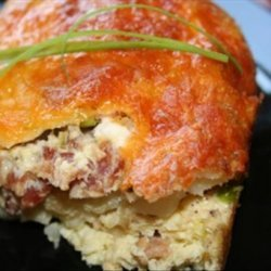 Simple Breakfast Casserole recipe