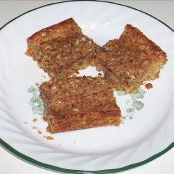 Pecan Bars recipe
