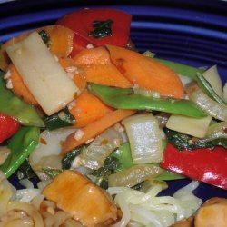 Weight Watchers Stir Fried Chinese Vegetables recipe
