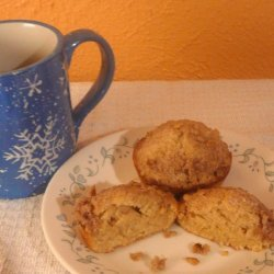 Morning Maple Muffins recipe