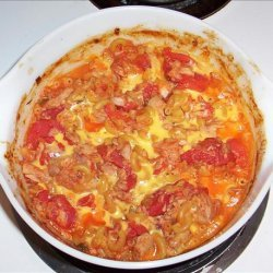 Tuna Unusual Casserole recipe