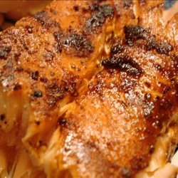 Dry Rub for Salmon recipe