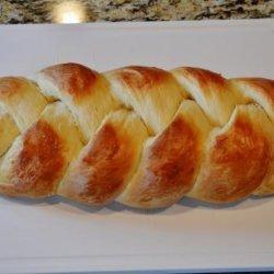 Bread Machine Condensed Milk Sweet Bread recipe