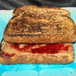 Almond Butter and Jelly Sandwich recipe