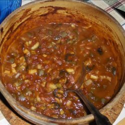 Wicked Baked Beans recipe