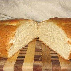 Garlic Cheese Bread (Abm) recipe