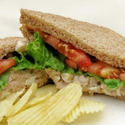 Bill Clinton's Tuna Salad Sandwich recipe