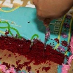 Extra Moist Red Velvet Cake recipe