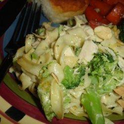 Creamy Chicken Broccoli Bake recipe