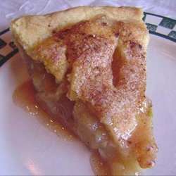 Classic Two Crust Apple Pie recipe