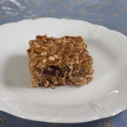Chewy Fruit and Oatmeal Bars (Breakfast on the Go!) recipe