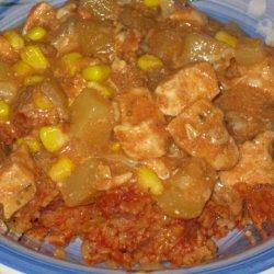 Mexi Chicken Stew recipe