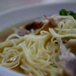Wayne's Mennonite Noodle Soup recipe