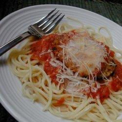 Pork Cutlet Parmigiana recipe
