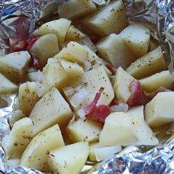 Potatoes in Foil recipe