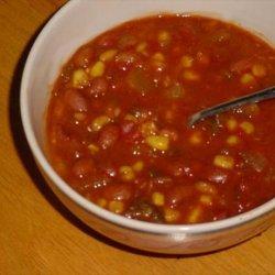 Chicken Chili Taco Stew recipe
