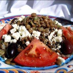 Turkish Lentil Salad (Adas Salatasi) recipe