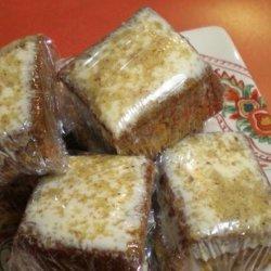 Fat / Calorie Reduced Carrot Cake recipe
