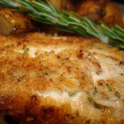 Dijon Crusted Pork Chops recipe