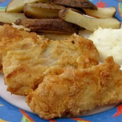 Fish Fry and Chips recipe