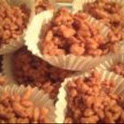 Chocolate Rice  Krispies Squares recipe