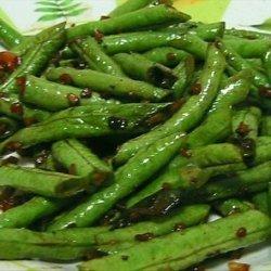 Szechuan Long Beans recipe