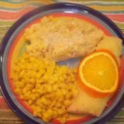Baked Citrus Mahi Mahi recipe