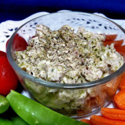 Pesto Tuna recipe