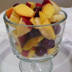 Fruit Salad For 5 A Day recipe