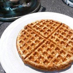 Oat Bran Waffles recipe