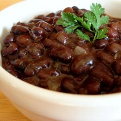 Chili's Black Beans recipe