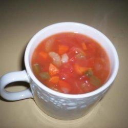 Littlemafia's Romanian Sour Soup(Ciorba) recipe