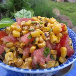 Corn and Tomato Salad recipe