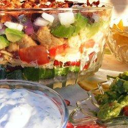 Mexican Cobb Salad recipe