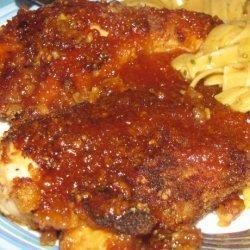 Candied Chicken Breasts recipe