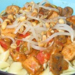 Nat's Version of Crock Pot Easy Pad Thai recipe