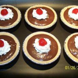 Chocolate Covered Cherry Pie recipe