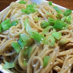 Indonesian Sesame Noodles recipe