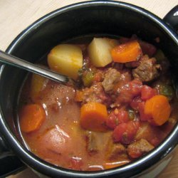 Beef Stew With Cinnamon (Including Crock Pot Version) recipe