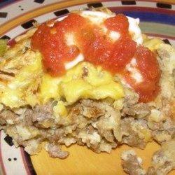 Impossibly Easy Taco Pie recipe