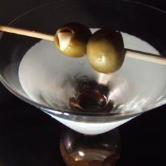 Naked Martini recipe