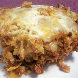 Busy Mom Lasagna for the Crock Pot recipe