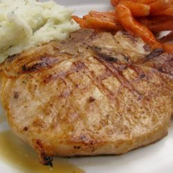 Easy Marinated Pork Chops recipe
