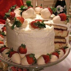 Anne Byrn's Lemon Lover's White Chocolate Cake recipe