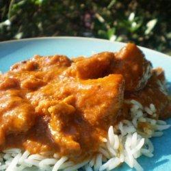 Padma Lakshmi's Chicken Korma recipe